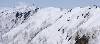 槍ヶ岳と表銀座コース
