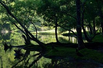 神秘の湖①