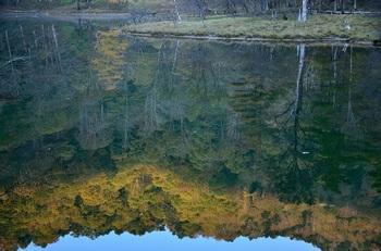 神秘の湖③