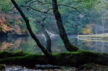 神秘の湖②