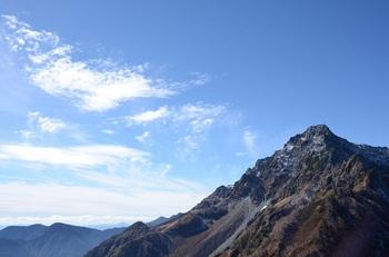 前穂高岳東稜