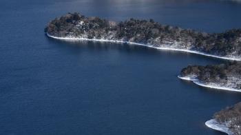 中禅寺湖八丁出島